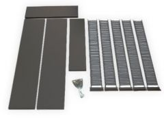 Kit pour cage Montana Palace anthracite